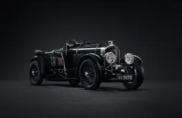 Bentley 'Blower', front