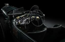 Bentley 'Blower', interior