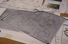 Bentley Blower Continuation Series, 2020, blueprint