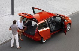 Ford B-MAX 2015, sliding doors