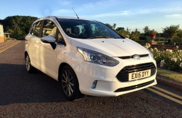 Ford B-MAX 2015, front