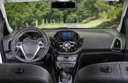 Ford B-MAX 2015, interior
