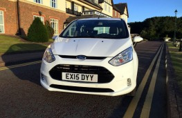 Ford B-MAX 2015, nose