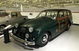 British Motor Museum, 1953 Allard P2 Safari