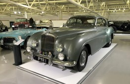 British Motor Museum, 1953 Bentley R-Type Continental