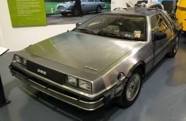 British Motor Museum, 1982 DeLorean DMC-12
