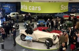 British Motor Museum, refurbished exhibition hall