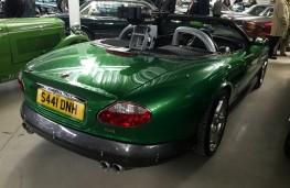 British Motor Museum, 2006 Jaguar XKR from Casino Royale