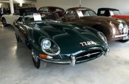 British Motor Museum, 1961 Jaguar E-Type Series 1