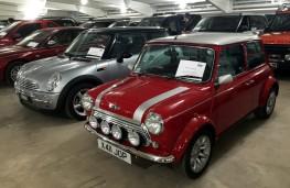 British Motor Museum, 2000 Mini Cooper final model