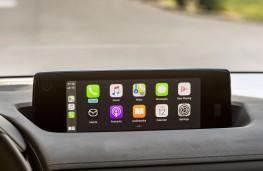 Mazda MX-30, 2021, display screen