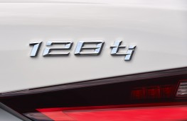 BMW 128ti badge