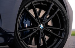 BMW 4 Series Coupe, wheel