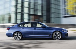 BMW 530e xDrive 2020 profile