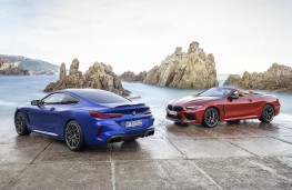 BMW M8 Competition Coupe & Convertible