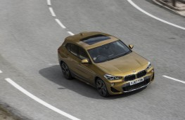 BMW X2, front action 2