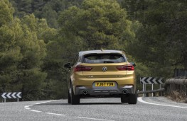 BMW X2, rear action 2