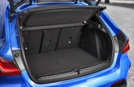 BMW  M135i xDrive boot - seats up