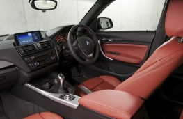 BMW 1 Series, interior