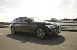 BMW 1 Series, side