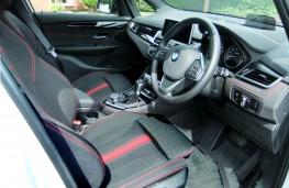 BMW Active Tourer 225ex PHEV Sport, interior