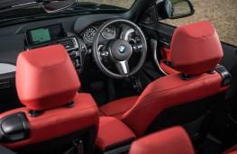 BMW M240i Convertible, dashboard