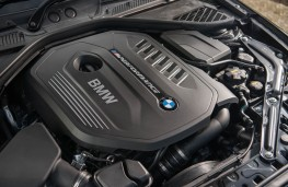BMW M240i Convertible, engine