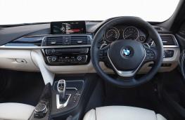 BMW 3 Series, dashboard
