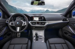 BMW 3 Series, dashboard