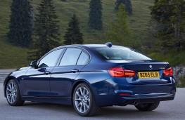 BMW 3 Series, rear static