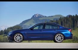 BMW 3 Series, side static