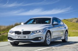 BMW 4 Series Gran Coupe, action 1