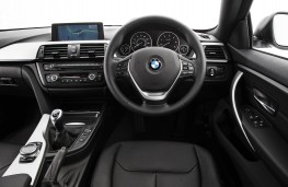 BMW 4 Series Gran Coupe, dashboard