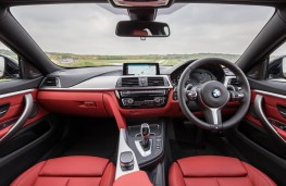 BMW 4 Series Gran Coupe, dashboard