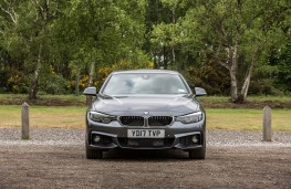 BMW 4 Series Gran Coupe, full front