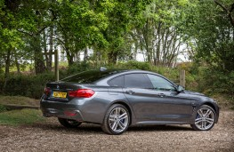 BMW 4 Series Gran Coupe, static side 2