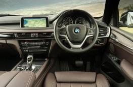 BMW X5, interior