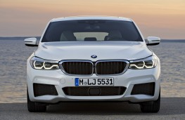 BMW 6 Series Gran Turismo head-on
