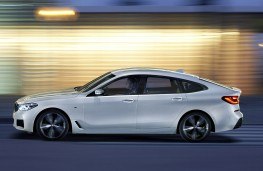 BMW 6 Series Gran Turismo profile