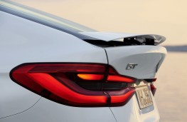 BMW 6 Series Gran Turismo rear detail