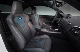 BMW M2 Competition bucket seats