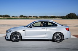 BMW M2 Competition side