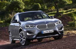 BMW X1 2019 front static