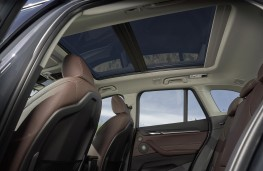 BMW X1 2019 panoramic roof