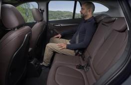 BMW X1 2019 rear seat