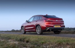 BMW X4, rear static