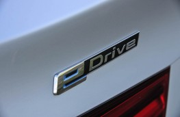 BMW X5 xDrive40e, badge