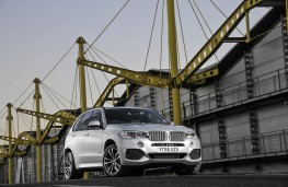 BMW X5 xDrive40e, front factory