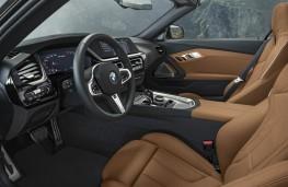 BMW Z4, dashboard