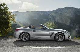 BMW Z4, side static